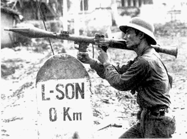 Bức ảnh 'biểu tượng nhất' cuộc chiến chống Trung Quốc xâm lược