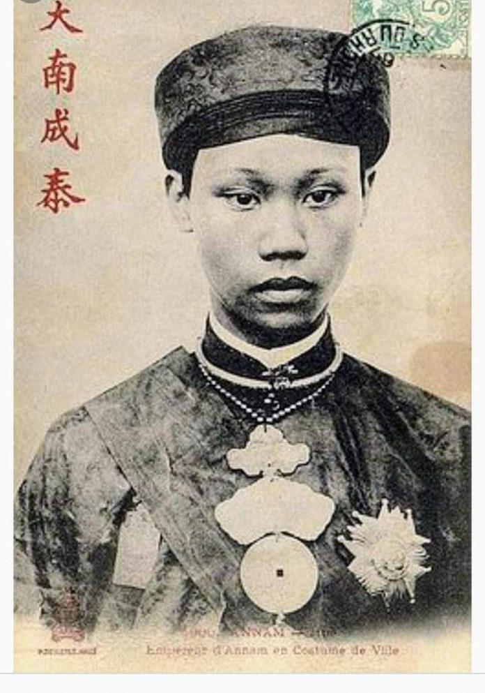 Hoàng Đế Thành Thái - Nguyễn Phước Bửu Lân