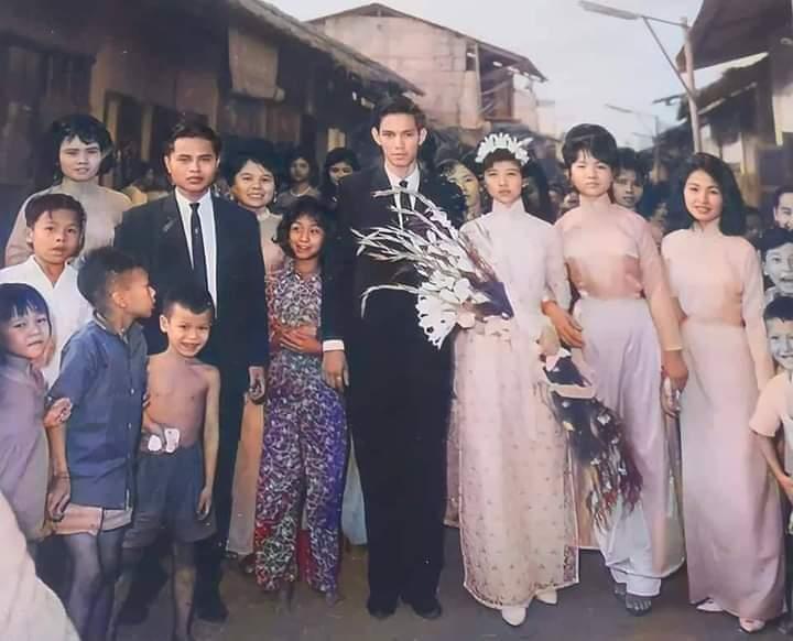 Ảnh cưới Nguyễn Văn Trỗi